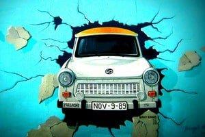 Trabant — символ автопрома ГДР