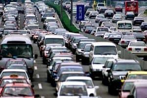 ТОП10 городов мира по автомобильным пробкам