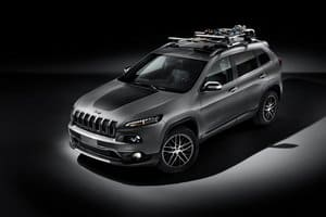 Новый Jeep Cherokee 2014