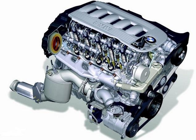 Конструктивные особенности дизельного двигателя