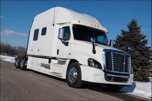 Грузовик люкс-класса от компании Bolt Custom Truck and Manufacturing