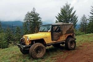 Малоизвестные модели внедорожника Jeep