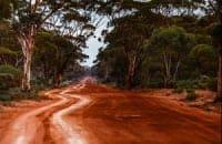 Особенности австралийских дорог