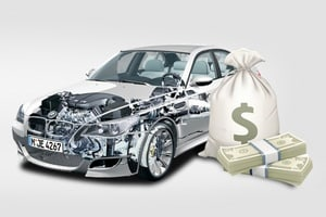 Срочный выкуп битых автомобилей после ДТП
