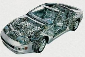 Этапы создания автомобиля производителем