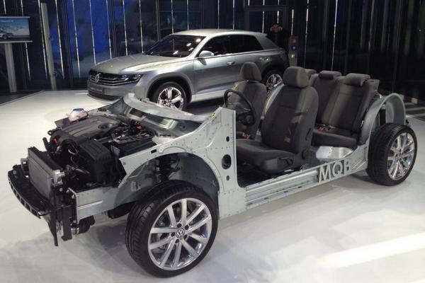 Модульные автомобильные платформы