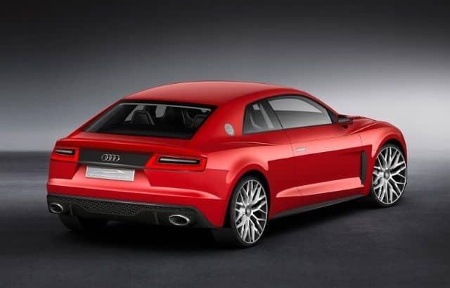 Audi Sport Quattro Laserlight авто