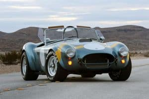 Shelby FIA Cobra