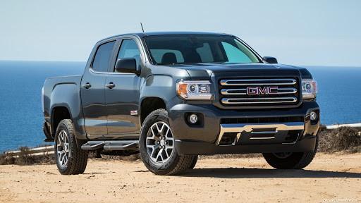 GMC Canyon 2015 автомобиль