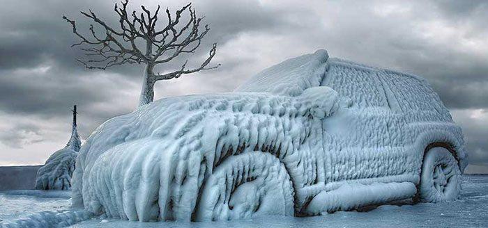 Как завести дизельный двигатель зимой фото