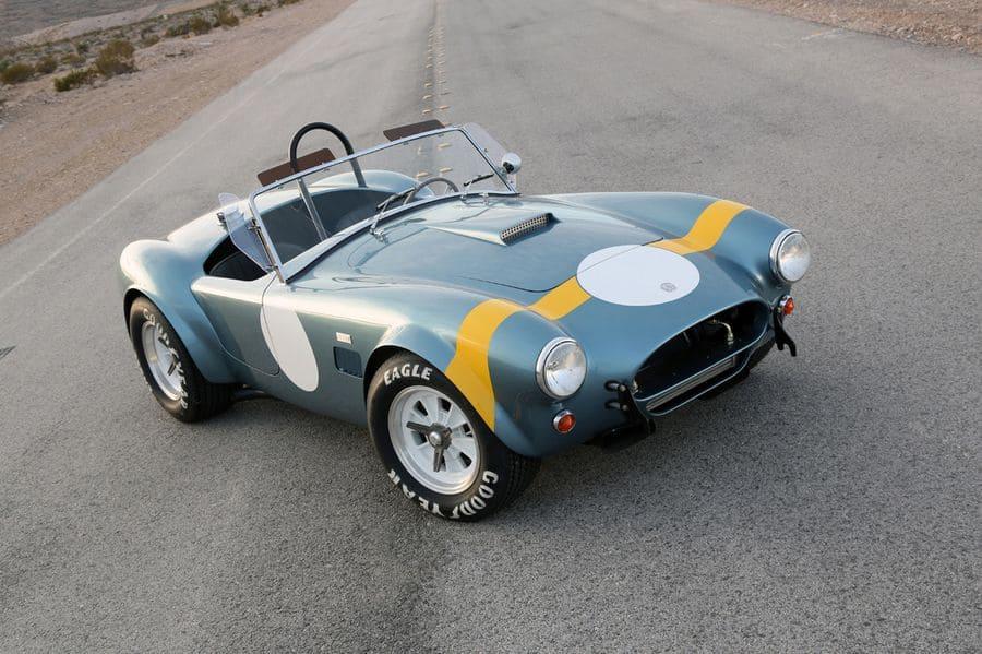 Shelby FIA Cobra авто фото