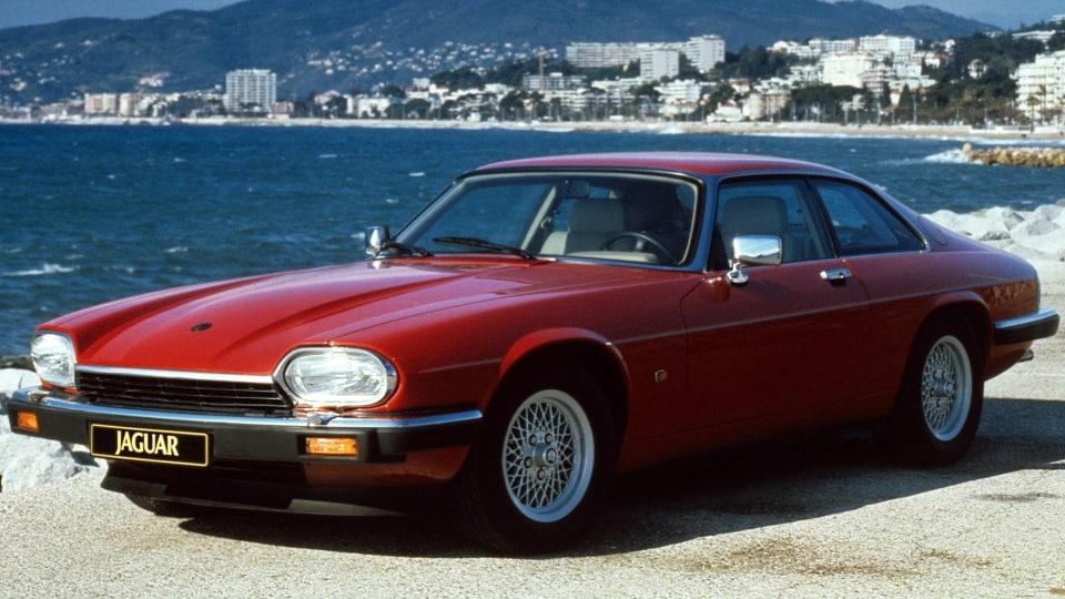 Jaguar XJ-S фото