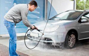 Как правильно помыть автомобиль фото