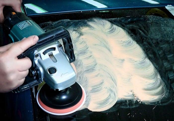 Как выбрать полироль для автомобиля фото