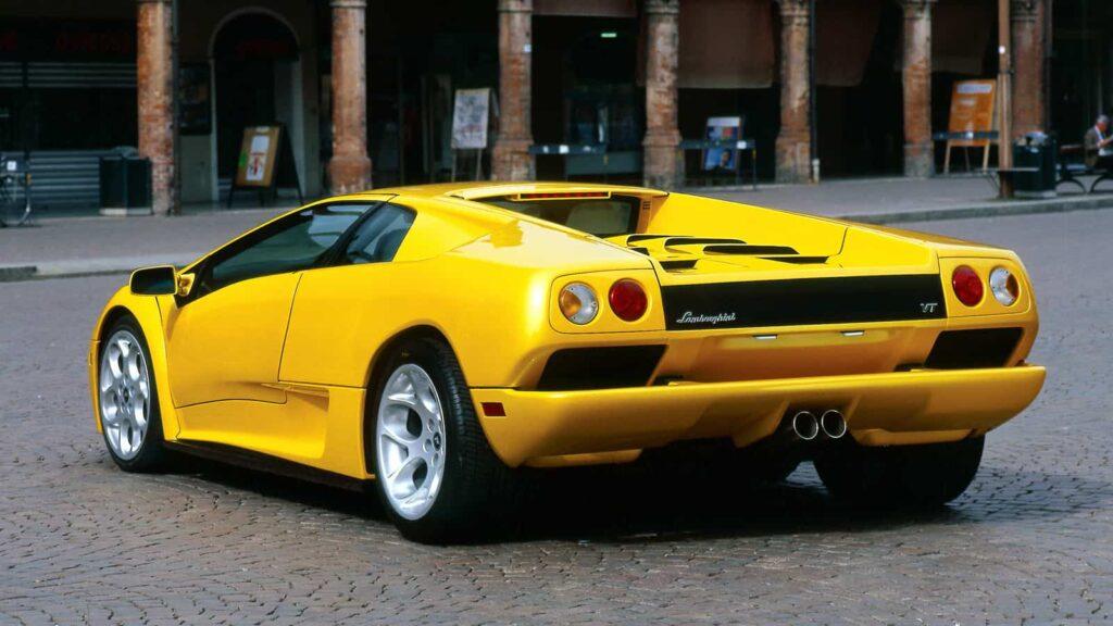 Lamborghini Diablo фото