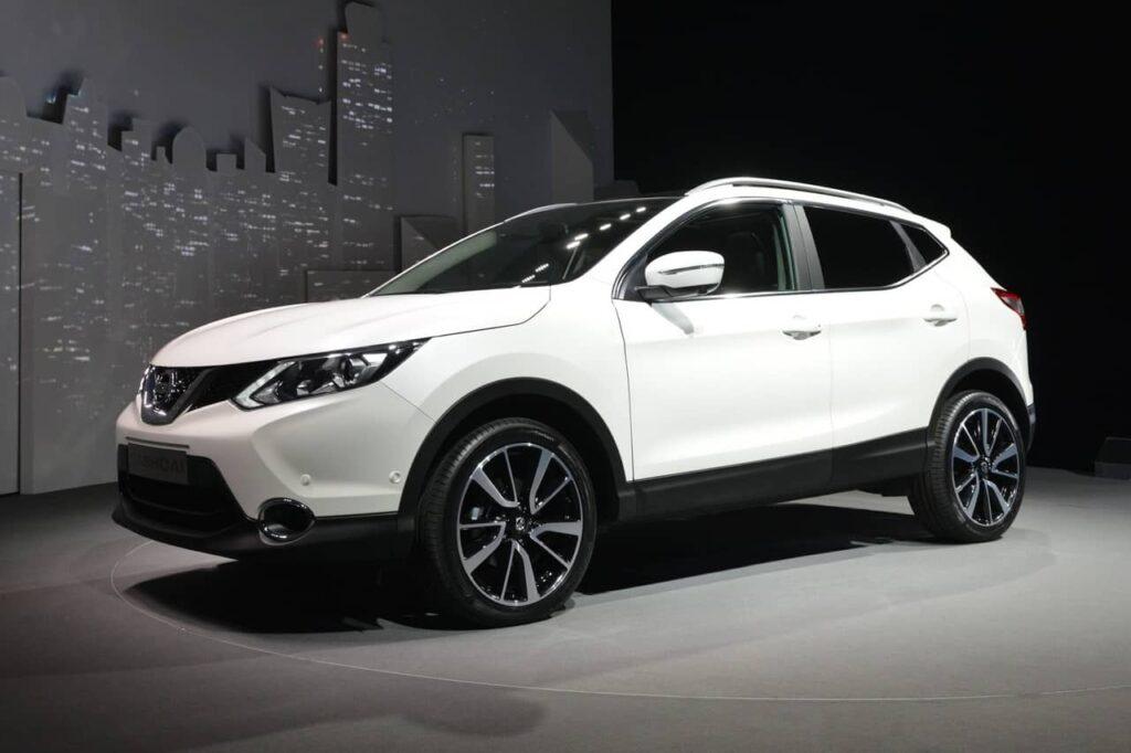 Nissan Qashqai 2014 авто фото