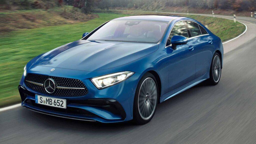 Mercedes-Benz CLS-Klasse
