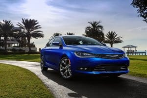 Новый Chrysler 200 2015