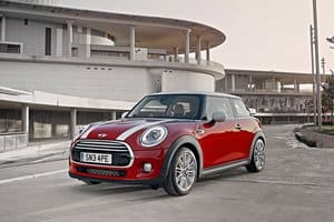 Новый Mini Cooper 2015