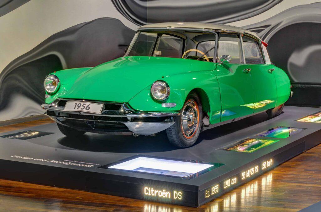 Citroen DS авто фото