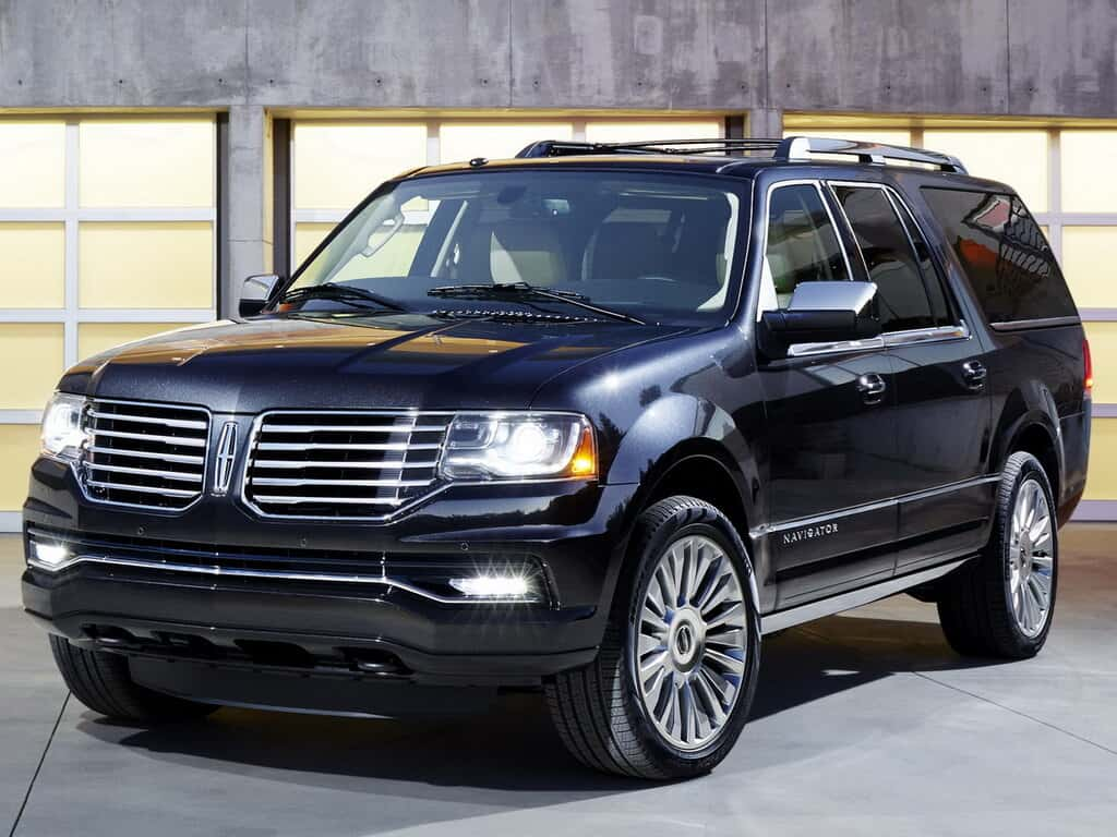 Lincoln Navigator 2015 авто фото