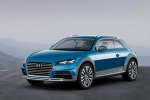 Новый Audi Allroad Shooting Brake 2014