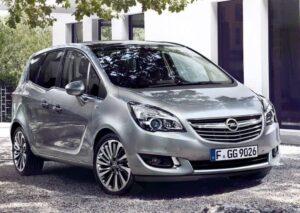 Opel Meriva 2014 авто фото