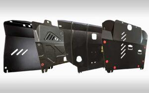защита картера двигателя варианты фото