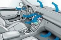 Устройство автомобильного кондиционера