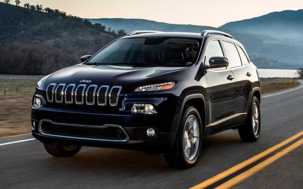 Jeep Cherokee 2014 авто фото