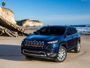 Jeep Cherokee 2014 автомобиль фото