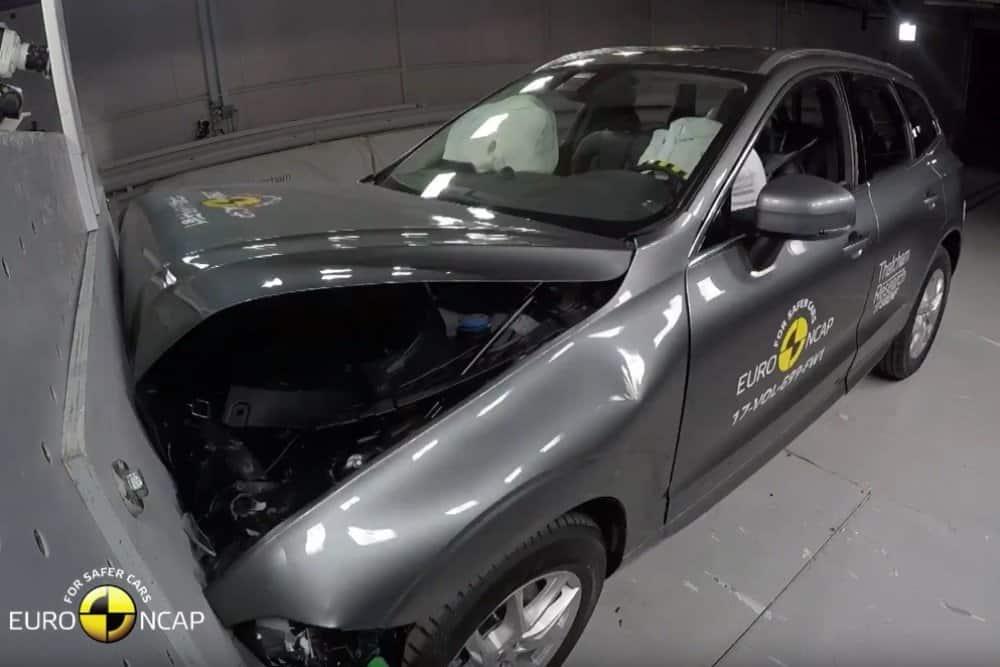 краш-тесты автомобилей в Европе