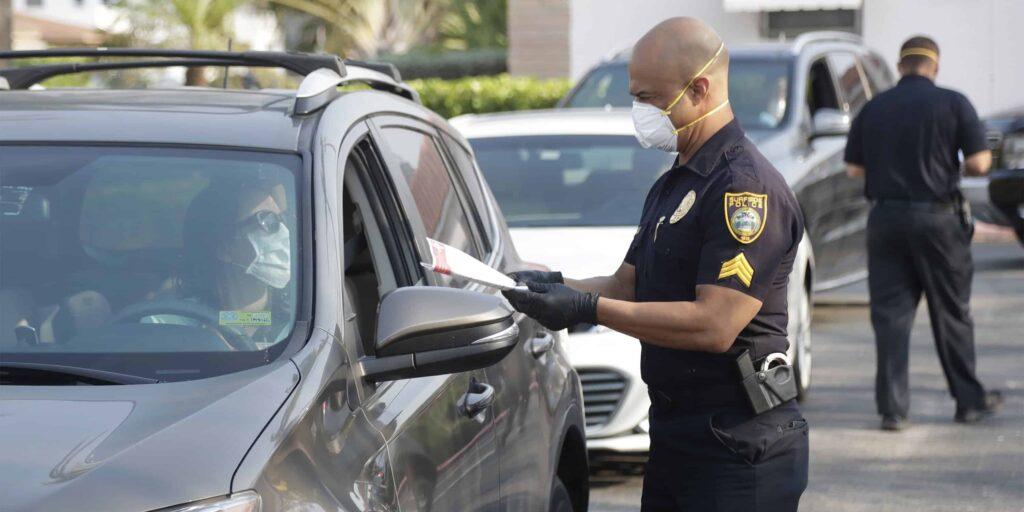 наказывают тюрьмой водителей в США фото