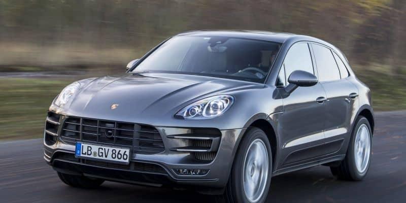 Porsche Macan 2015 машина фото