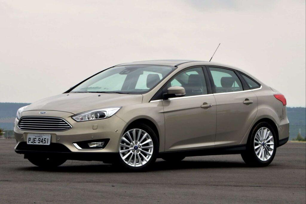 Ford Focus 2015 авто фото