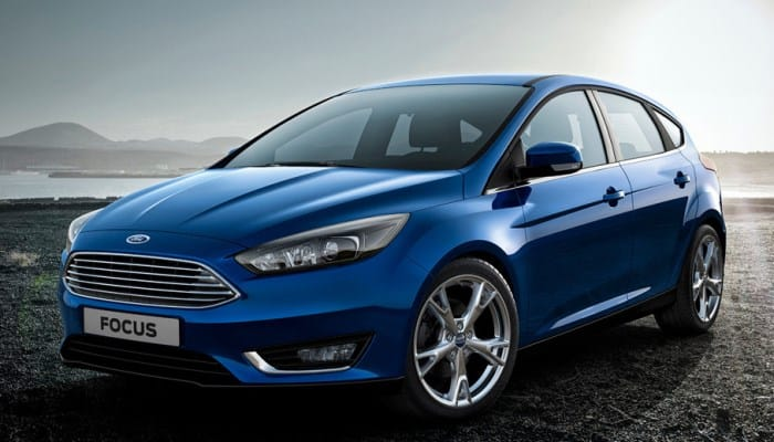 Ford Focus 2015 машина фото