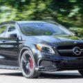 Mercedes-Benz GLA45 AMG 2015 фото