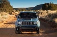 Новый Jeep Renegade 2015