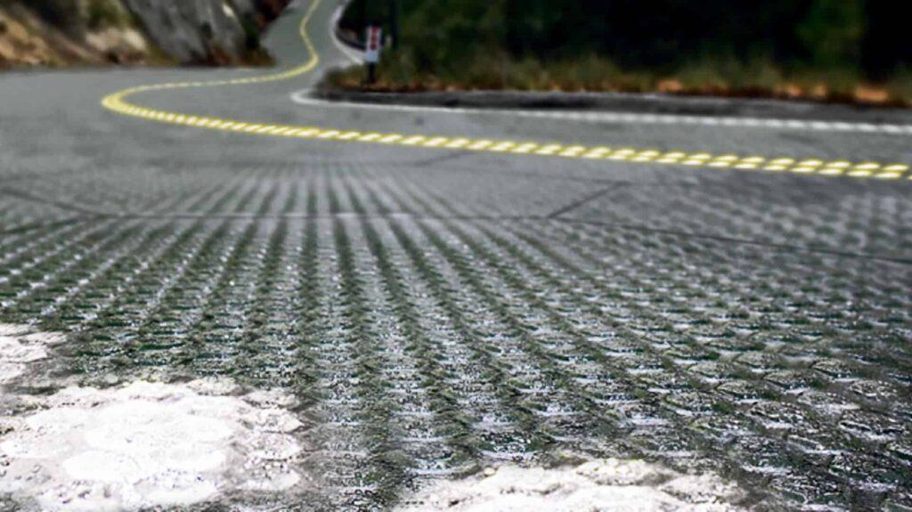 Новые технологии ремонта дорожного покрытия