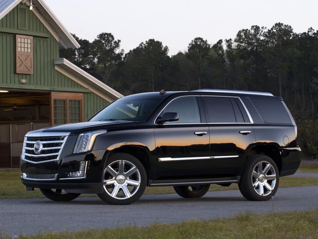 Cadillac Escalade 2015 авто фото