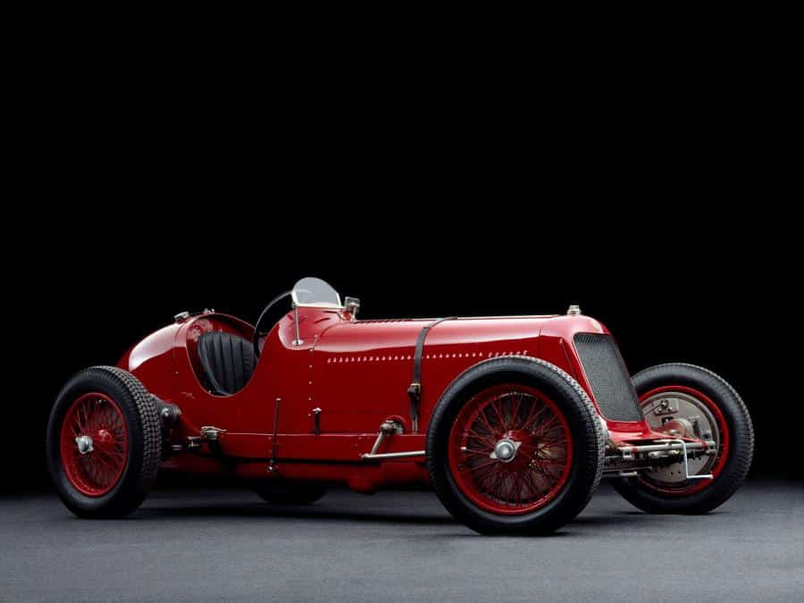 Maserati 8CM_1