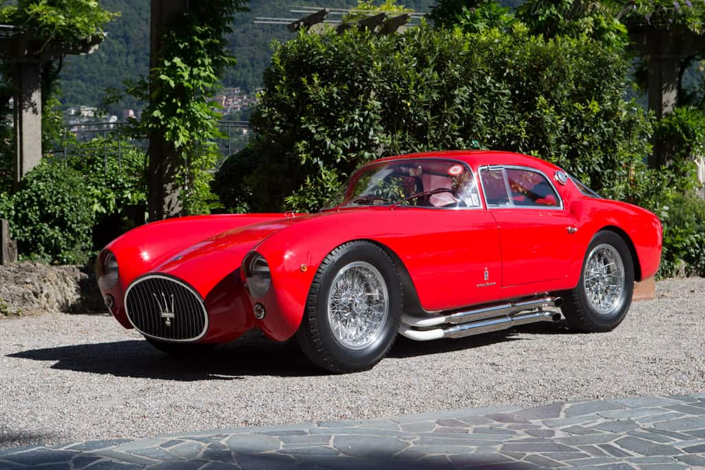 Maserati A6 GCS Berlinetta