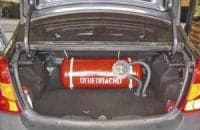 Установка газа на автомобиль