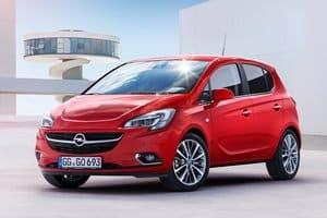 Новый Opel Corsa 2015