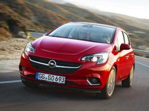 Opel Corsa 2015 машина фото