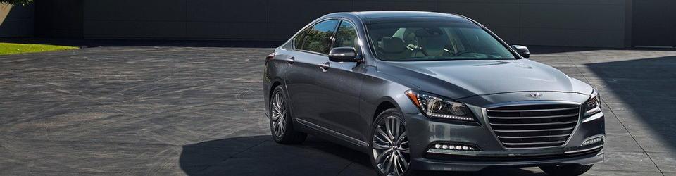 Hyundai Genesis 2015 автомобиль_3 фото