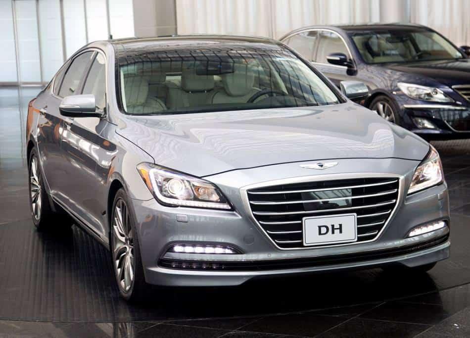 Hyundai Genesis 2015 машина_2 фото