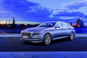 Новый Hyundai Genesis 2015