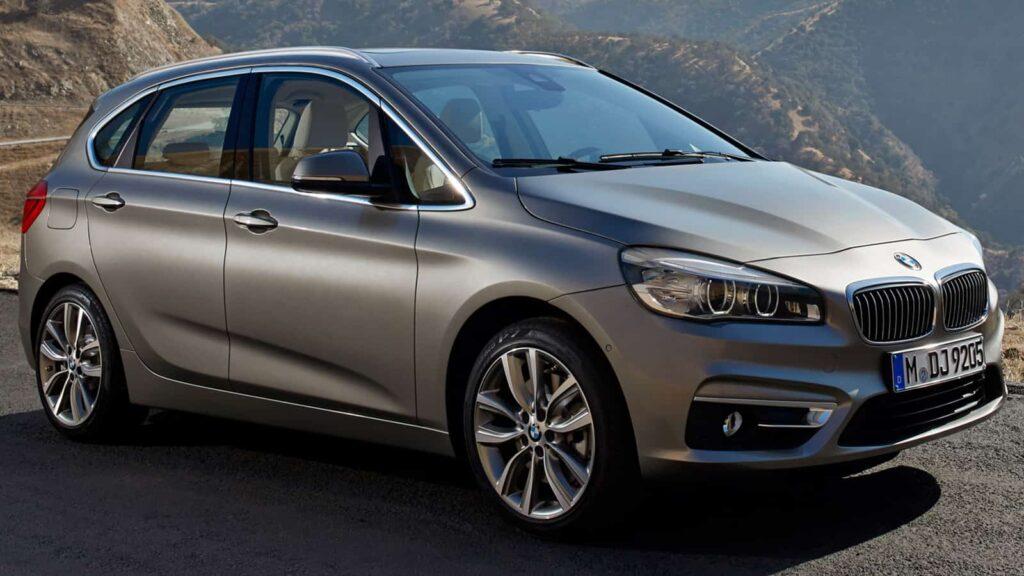 BMW 2-Series Active Tourer авто фото