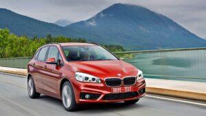 BMW 2-Series Active Tourer автомобиль фото